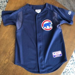 Authentic Chicago Cubs Jersey - Women's XS